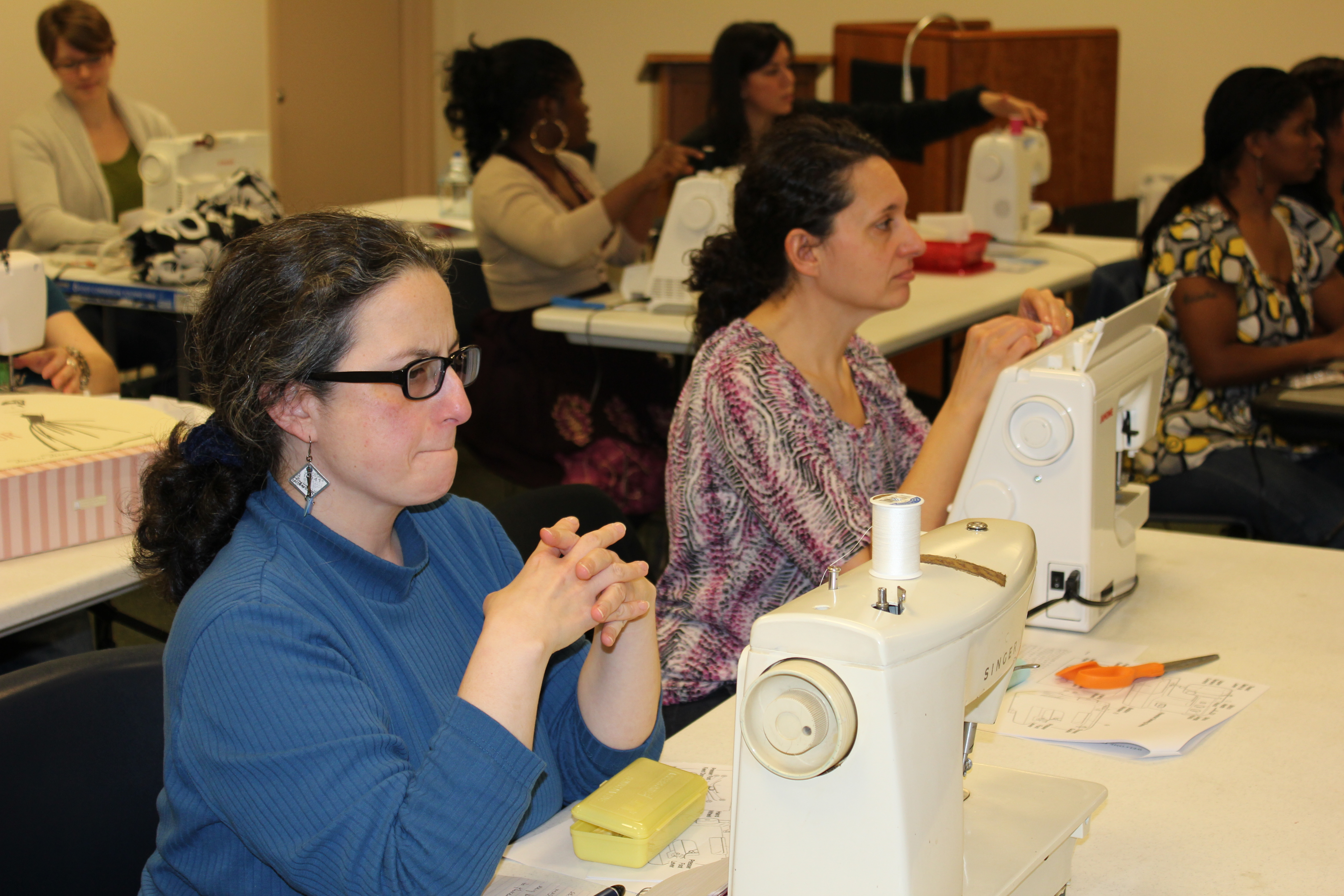 Basic sewing classes silver spring md sew frugal